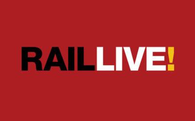 RAIL LIVE 2020 se cancela